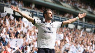 Robbie Keane, Tottenham