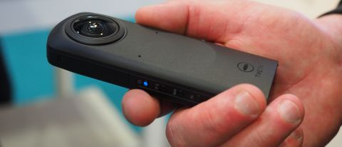 Ricoh Theta Z1 hands on review