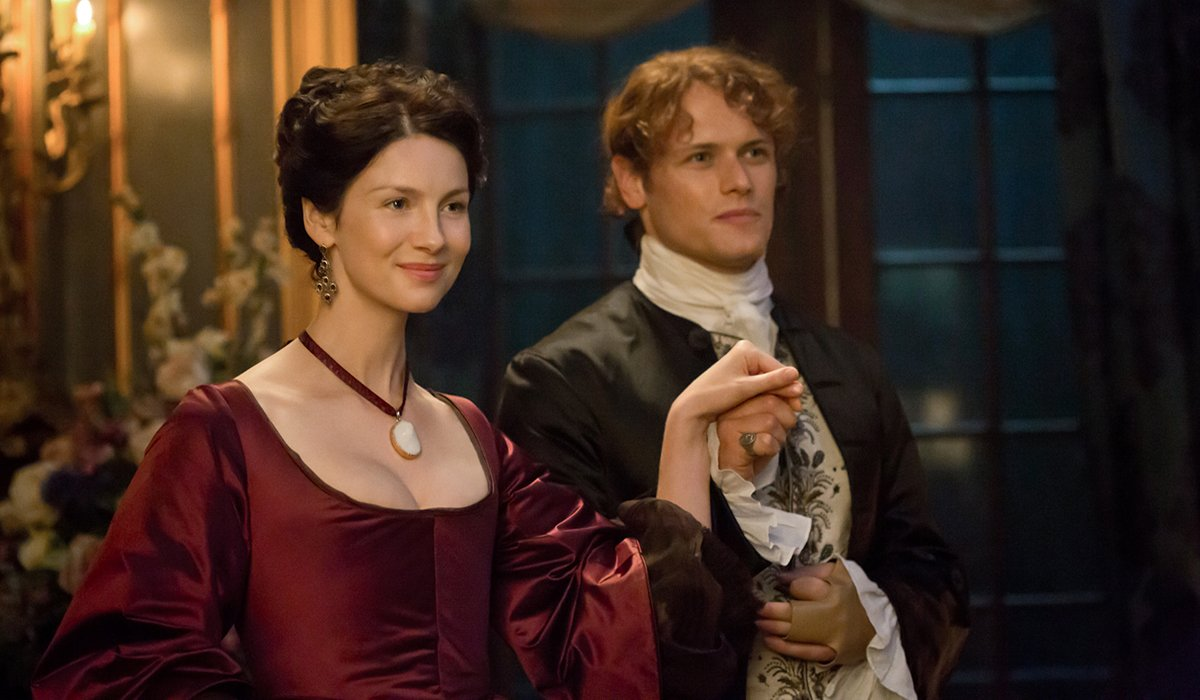 Outlander Season 2 Starz