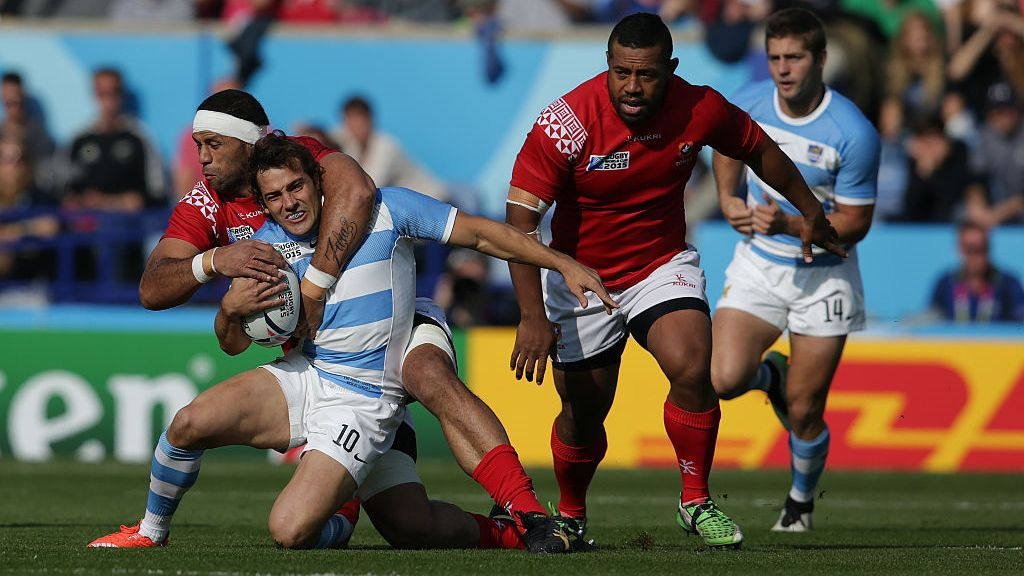 How to watch Argentina vs Tonga: live stream today's Rugby World Cup 2019 match from anywhere