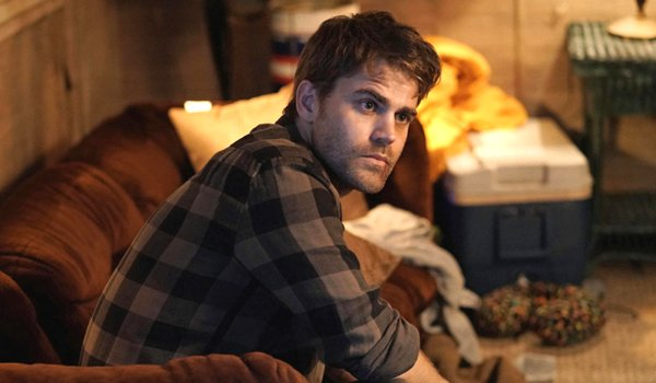 Paul Wesley on Tell Me A Story on CBS All Access