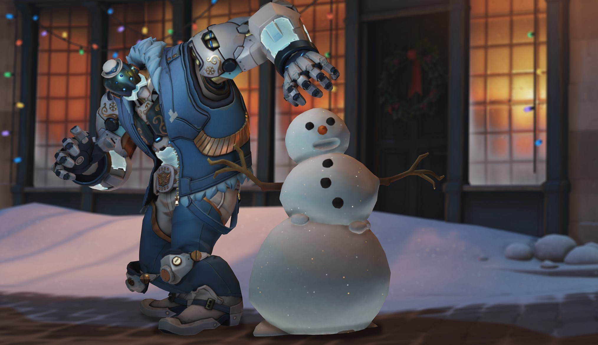 Overwatch Christmas 2019 Skins.Overwatch Winter Wonderland 2018 Skins Revealed Pc Gamer