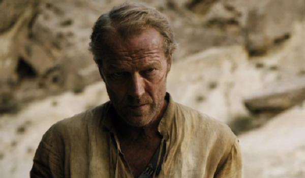Ser Jorah Mormont Iain Glen Game of Thrones HBO