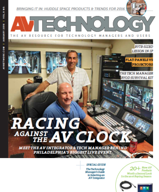 AV Technology Digital Editions