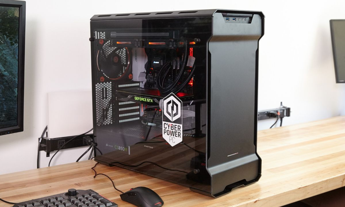 CyberPowerPC Gamer Master 9500 Review: Good Ryzen Bang for