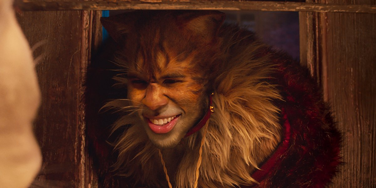 Jason Derulo in Cats