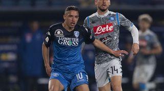 Ismael Bennacer Arsenal Empoli Napoli Lyon