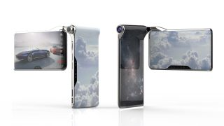 Concept image of Turing Hubblephone