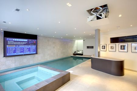 Cedia Awards 2012 From Invisible Tvs To Swimming Pool Cinemas What Hi Fi
