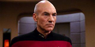 Jean-Luc Picard Star Trek: The Next Generation CBS