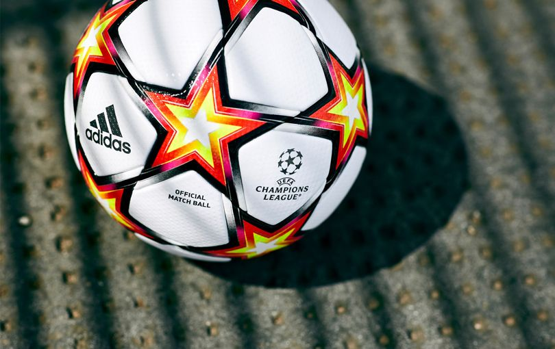 Champions league europa league uefa nations league euro u21 world cup euro u19 euro u17 north & central america gold cup world cup south help: Adidas Reveal Brand New Champions League Ball For The 2021 22 Season Fourfourtwo