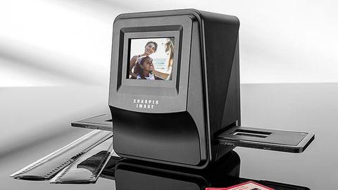 Sharper Image Slide and Digital Image Converter Review