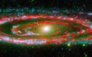 Andromeda Galaxy 1920