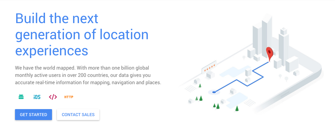 Guide to APIs: Google Maps