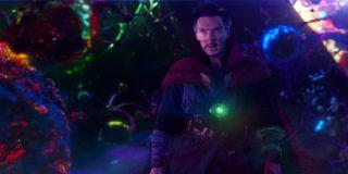 Benedict Cumberbatch as Stephen Strange in Doctor Strange (2016)