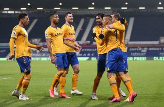 West Bromwich Albion v Everton – Premier League – The Hawthorns