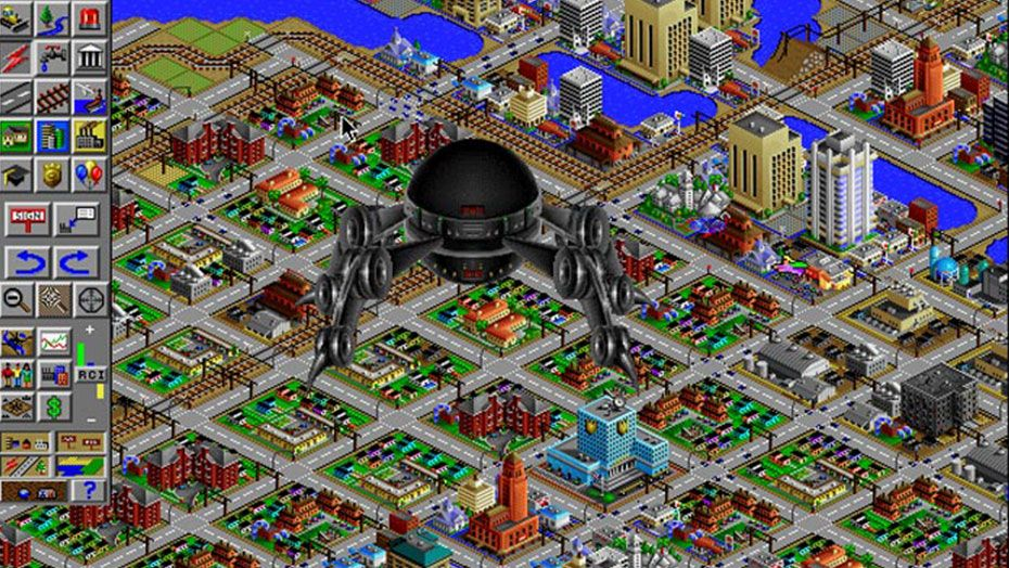 EA takes down open source SimCity 2000 remake for using copyrighted assets | PC Gamer