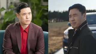 """Randall Park in """"Young Rock"""" on NBC and """"WandaVision"""" on Disney+."""