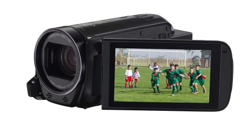 Canon Vixia HF-R72 Review