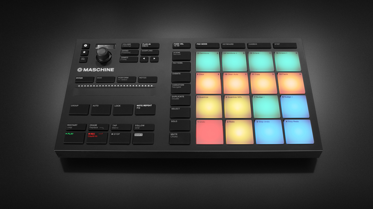 10 creative tips that will improve your Maschine workflow