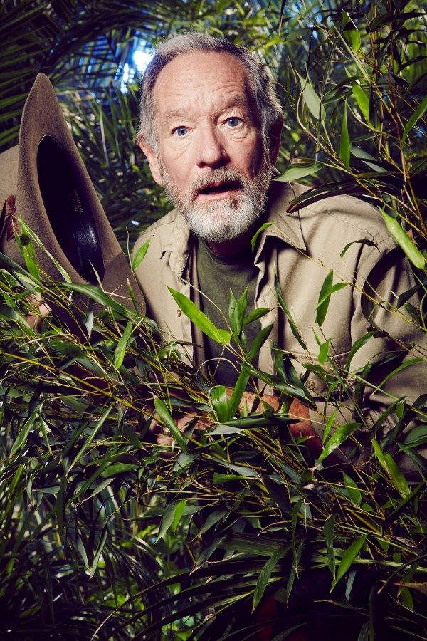 I'm A Celebrity star Michael Buerk