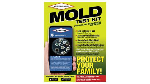 Pro-Lab Mold Test Kit review