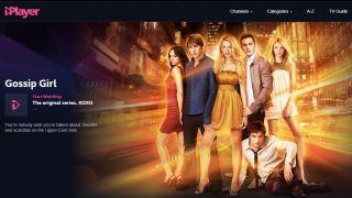 BBC iPlayer home page