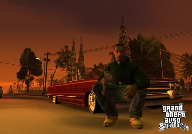 GTA San Andreas Coming To Mobile Devices #29849