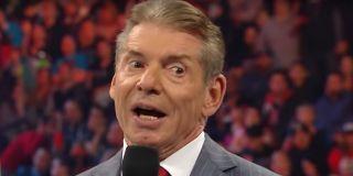 Vince McMahon Monday Night Raw WWE