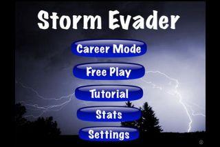 torm Evader App plane navigation