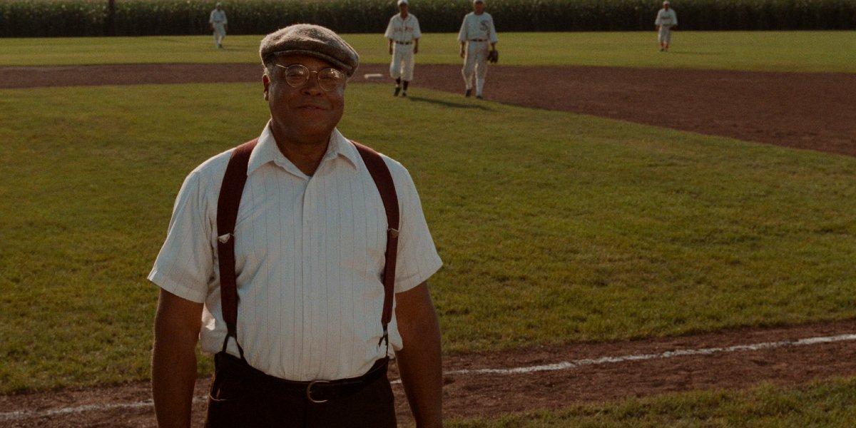 James Earl Jones in Field of Dreams