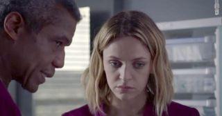 Lucinda Dryzek plays Jasmine Burrows in Holby City