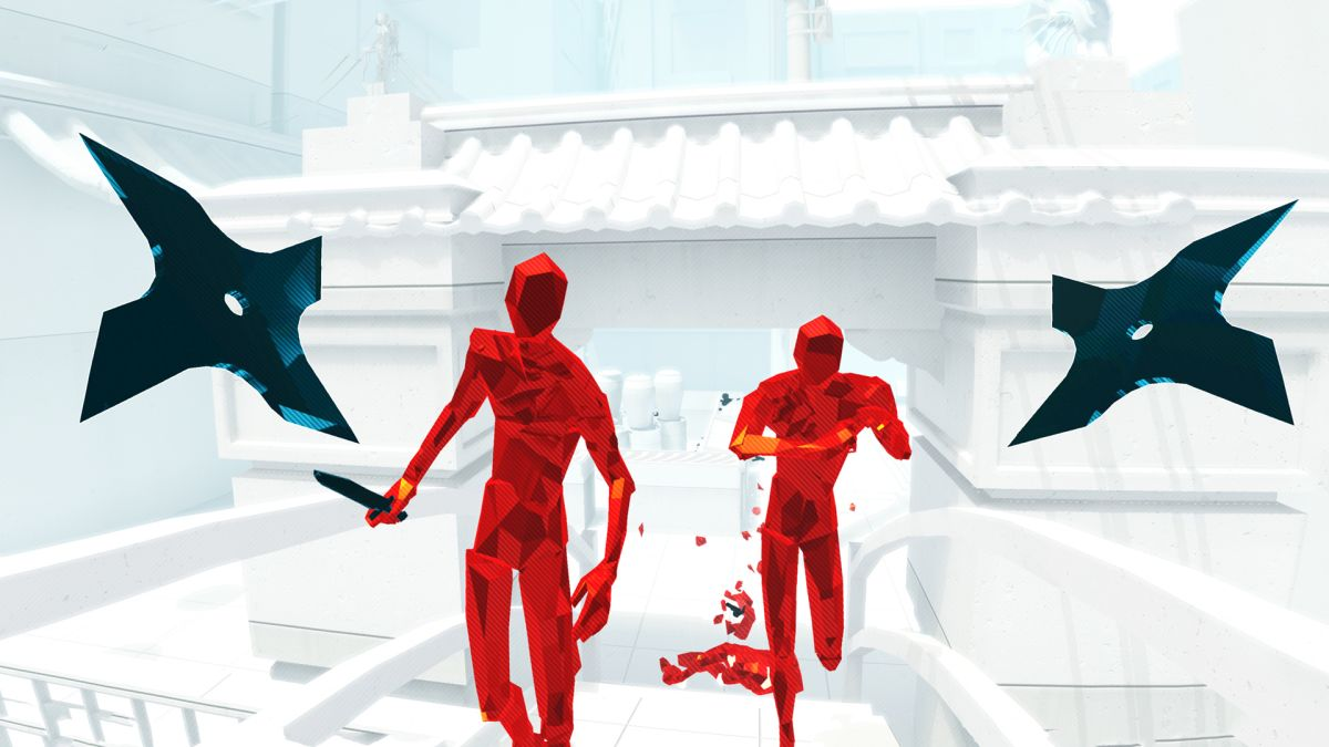 Superhot VR now supports 120fps on Oculus Quest 2