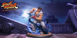 A Street Fighter Board Game Has Been Crowdfunded