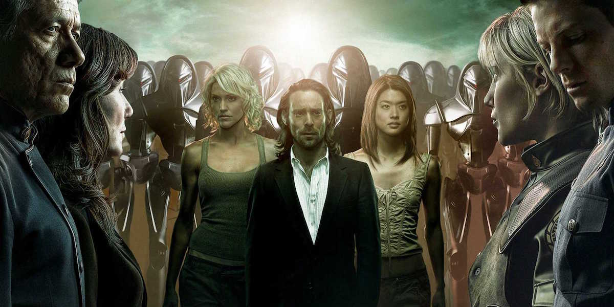 Battlestar Galactica Season 2 cast