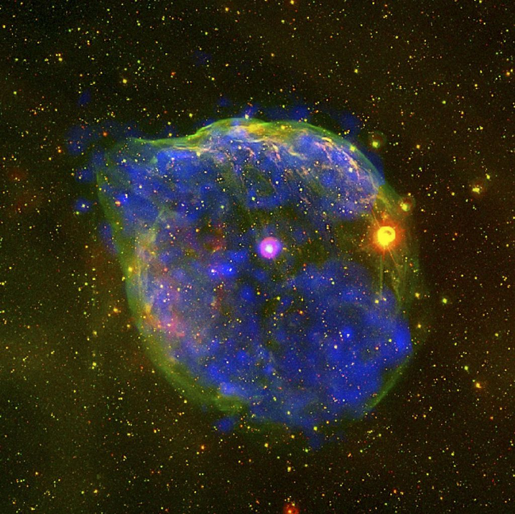 Wolf-Rayet Stars: Sounds Like Sci-Fi, But Full of Sci-Fact ...