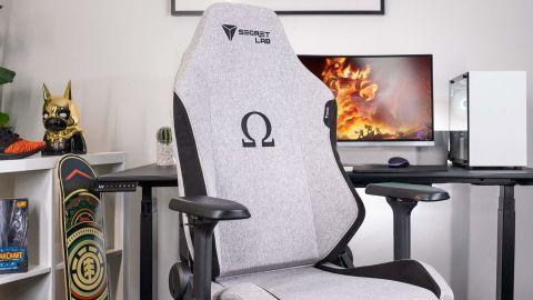 Secretlab Omega SoftWeave 2020