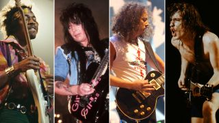 Guitar solos are a key component of rock 'n' roll's DNA. But as these classic rock tracks show, they're not always required