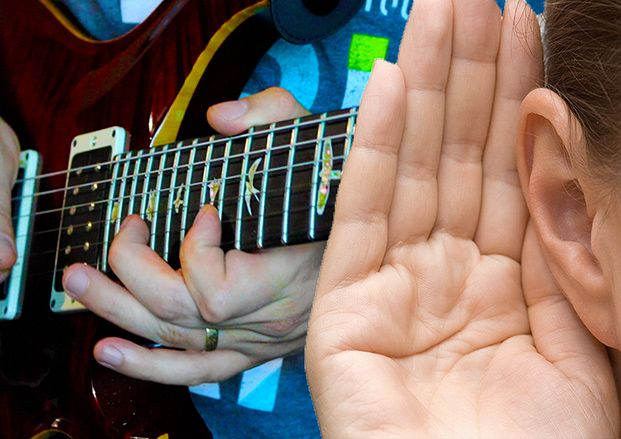 The Best Ear Training Exercise for Guitarists