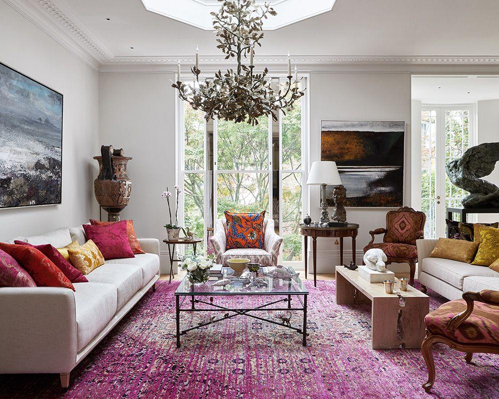 Small living room lighting ideas