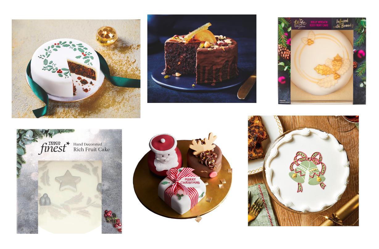 Woman and Home Christmas taste tests 2020 winners Christmas cake