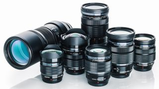 Olympus confirms price rise for Pro lenses on 01 February