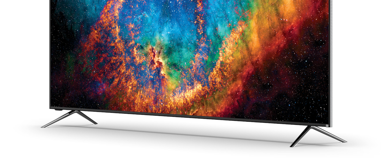 A frontal look at the Vizio P-Series Quantum X