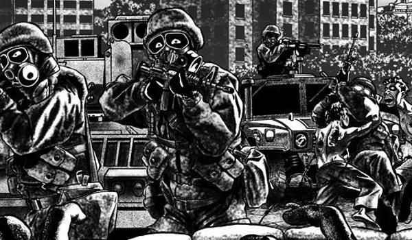 World War Z Battle Of Yonkers art