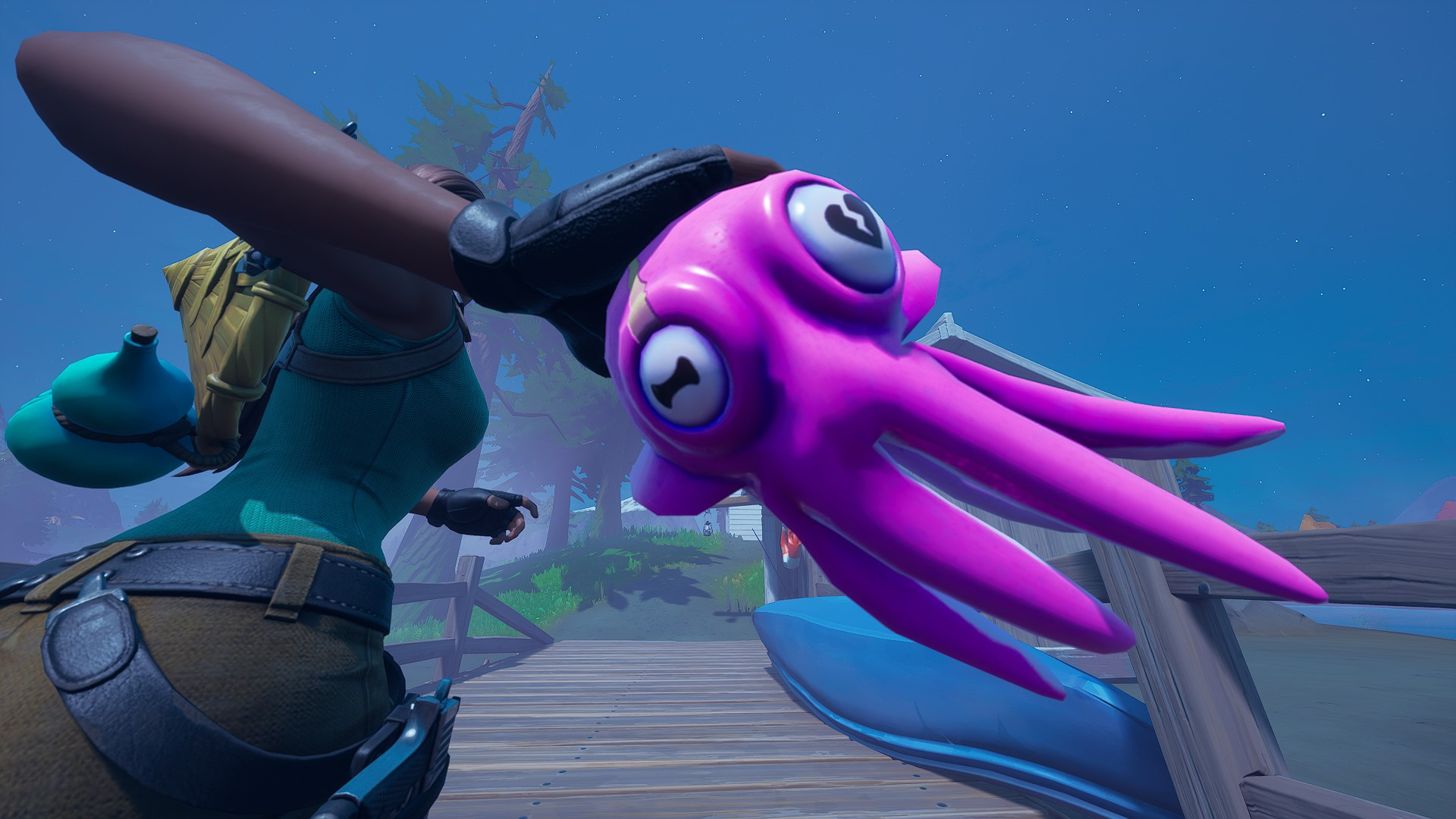 Where to find Fortnite Cuddle Fish and how to use them