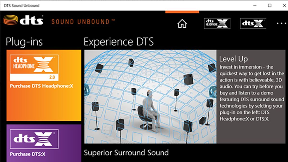Windows 10 preview gets DTS Sound Unbound to revolutionize your