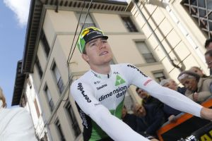 ecf5f9bbf Britain s Scott Thwaites joins Continental level Vitus Pro Cycling after  leaving Dimension Data