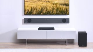 LG's new soundbar range with Dolby Atmos arrives in stores | TechRadar