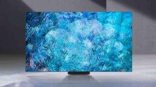 Samsung Neo QLED 8K TV with Wi-Fi 6E