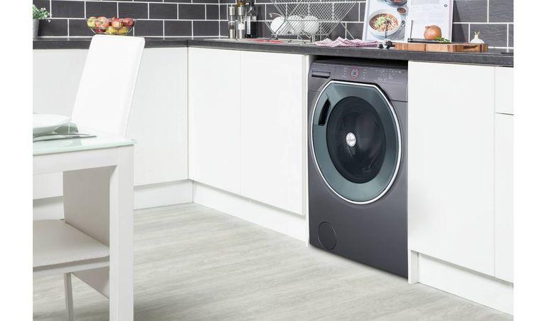 Best washing machine: Hoover washing machine lifestyle pic review